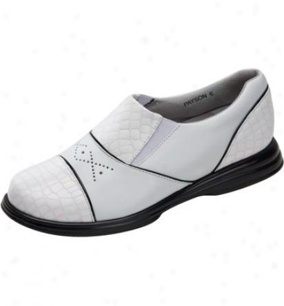 Sandbaggers Womens Payson Golf Shoes (proper)