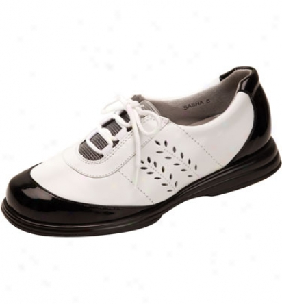 Sandbaggers Womens Sasha Golf Shoes (Murky)