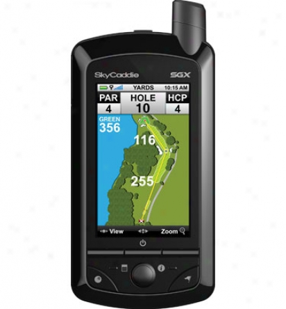 Skygolf Certified Pre-owned Sgx Golf Gps