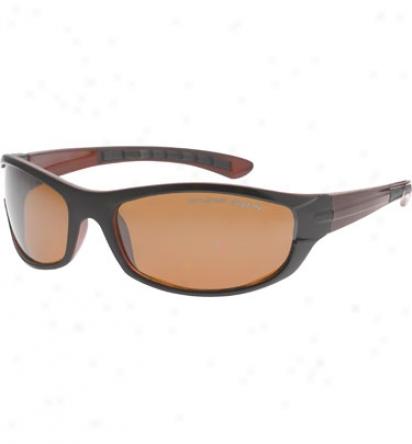 Snake Eyes Anaconda 11 High Def Polarized Sunglasses Black