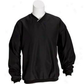 Snake Eyes Long Sleeve Windshirt