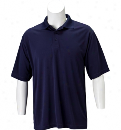 Snake Eyes Mens Players Ottoman Solid Polo