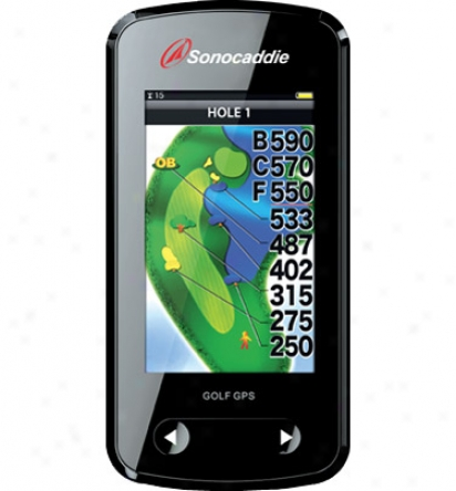 Sonocaddie V500 Color Golf Gps