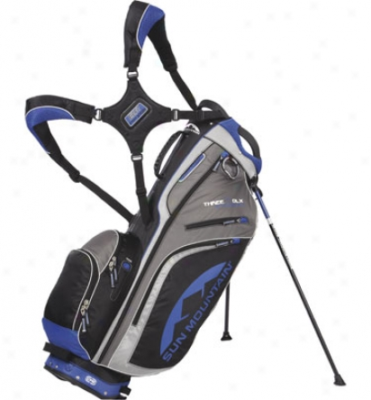 Sun Mountain Superlight 3.5 Deluce Stand Bag