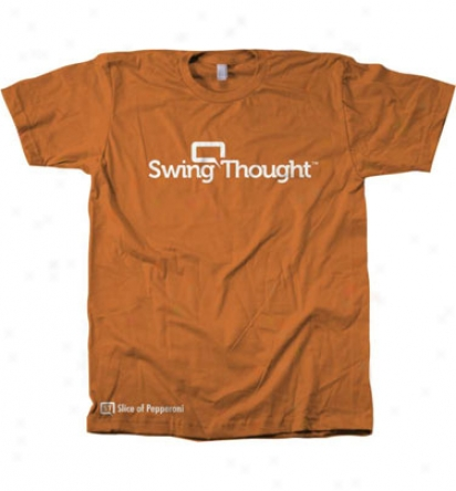 Swing Thoughy Slice T-shirt
