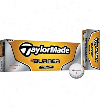 Taylormade Personalized Burner Tour Golf Balls