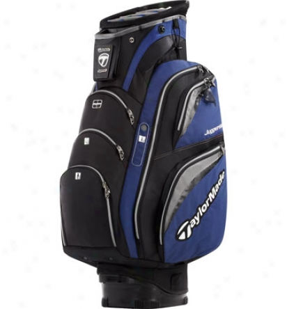 Taylormade Personalized Juggernaut Cart Bag