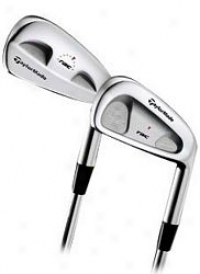 Taylormade Pre-owned Rac Cb/mb Combo W/ Steel - 3-pw