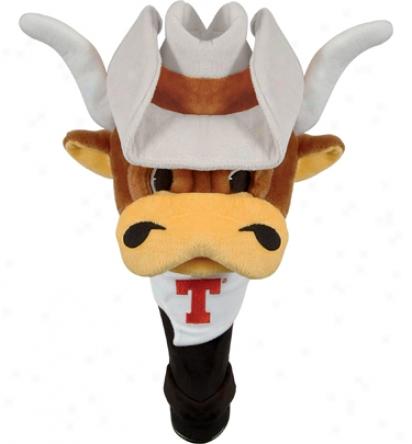 Team Effort Collegiate Spire Gripper Mascot Driver Headcover