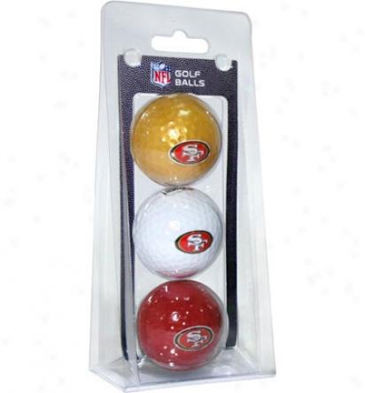 Team Golf Nfl 3 Ball Pack