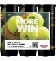 Wilson Tennis Us Open 3pk Promo Extra Duty