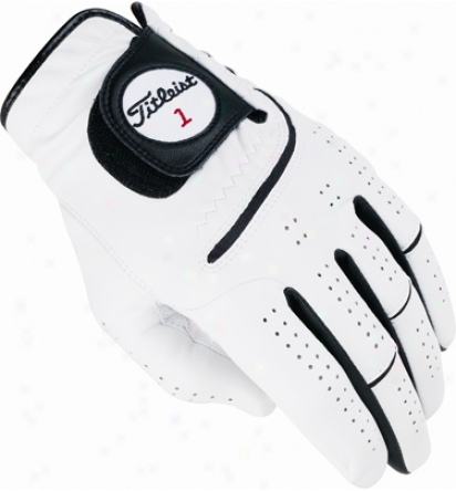 Titleist Mens Pearl Players Flex Glove