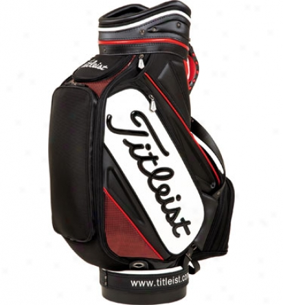 Titleist Personalized 10.5 In. S82 Staff Bag