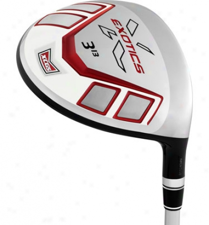 Tour Edge Lady Exotics Xcg5 Fairway Wood