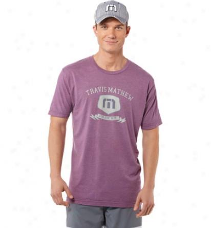 Travis Mathew Mens Dayman T-shirt