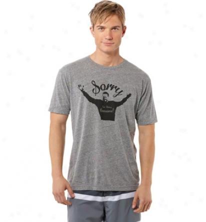 Travis Mathew Mens Sorry T-shirt