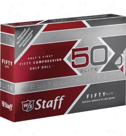 Wilson Fi fty Elite Golf Balls