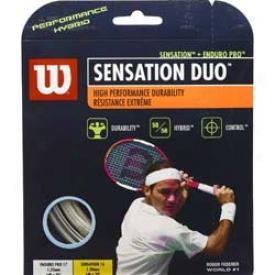 Wilson Tennis Sensation Do (sensation + Ensuro Pro)
