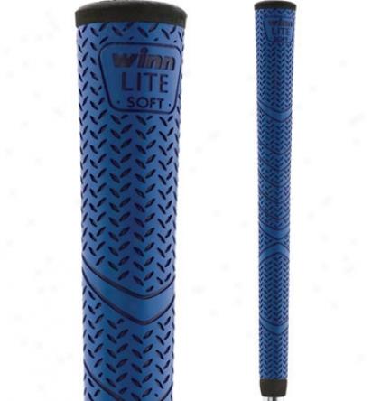 Winn Lite V17-soft Midsize +1/16 Grip (blue)
