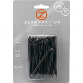 Zero Friction 2 3/4 In. Tees 50 Count