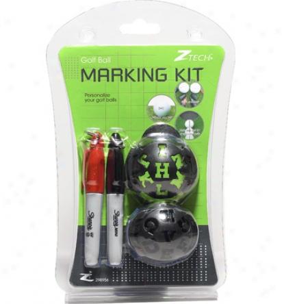 Ztech Ball Marking Kit