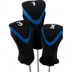 Ztech Tech Headcover 3 Pack